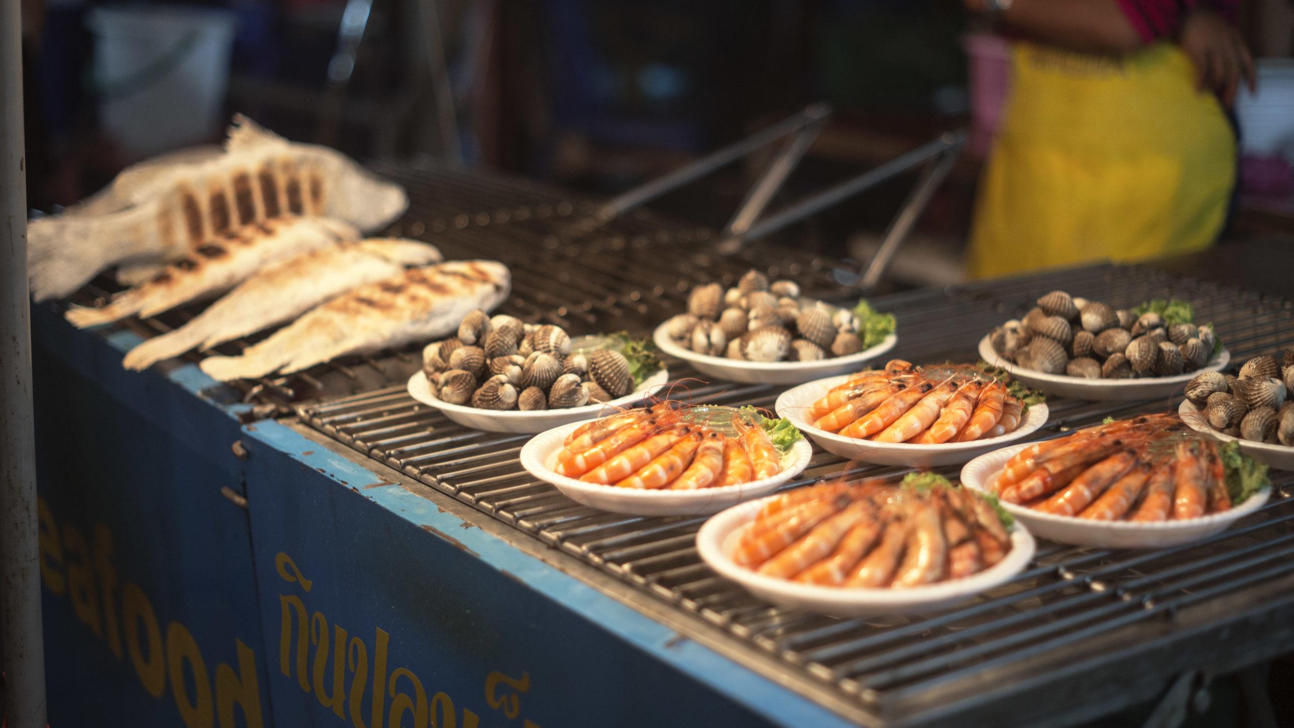 Ночной рынок Тонг Сала