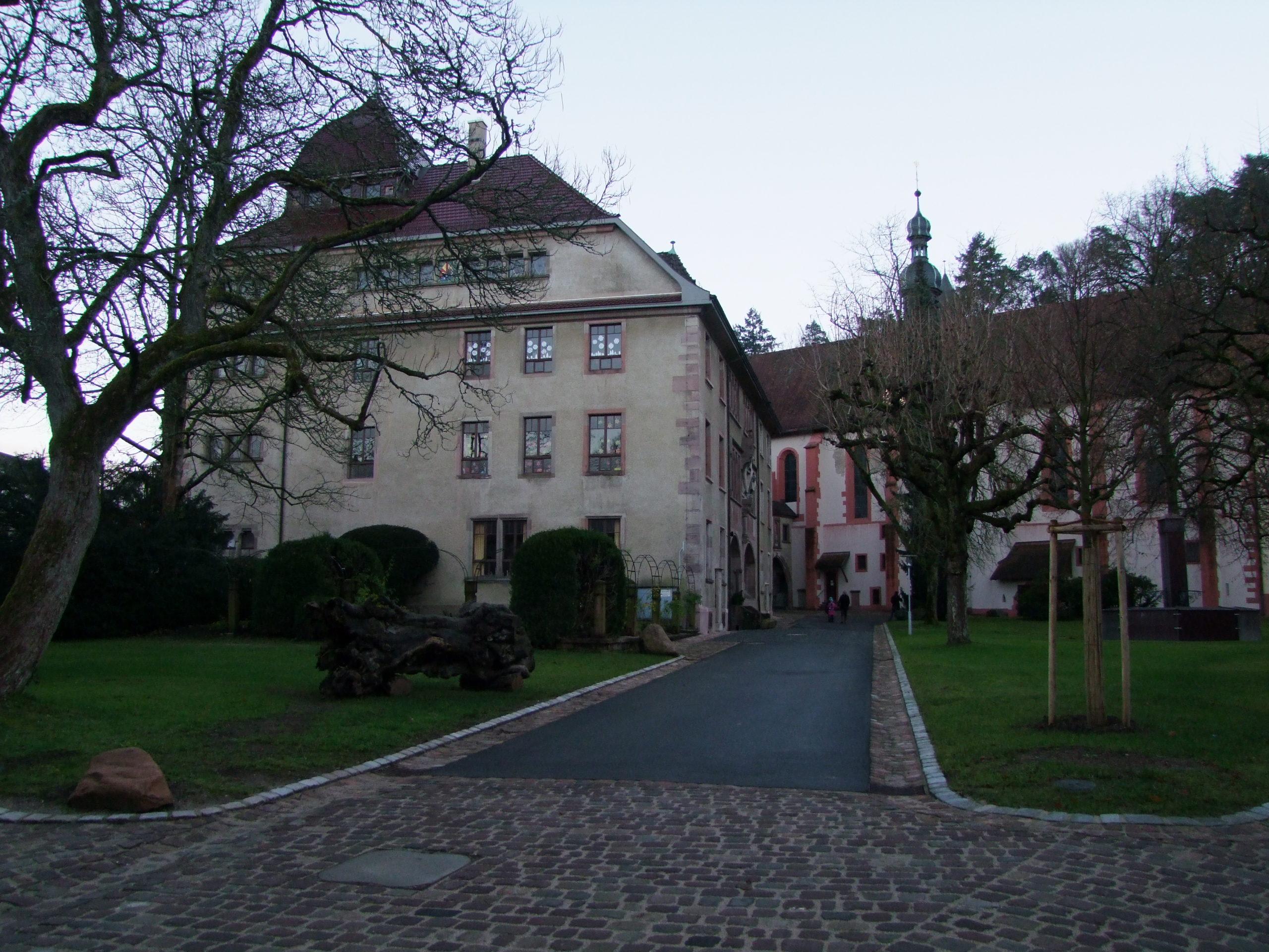 Монастырь Лихтенталь