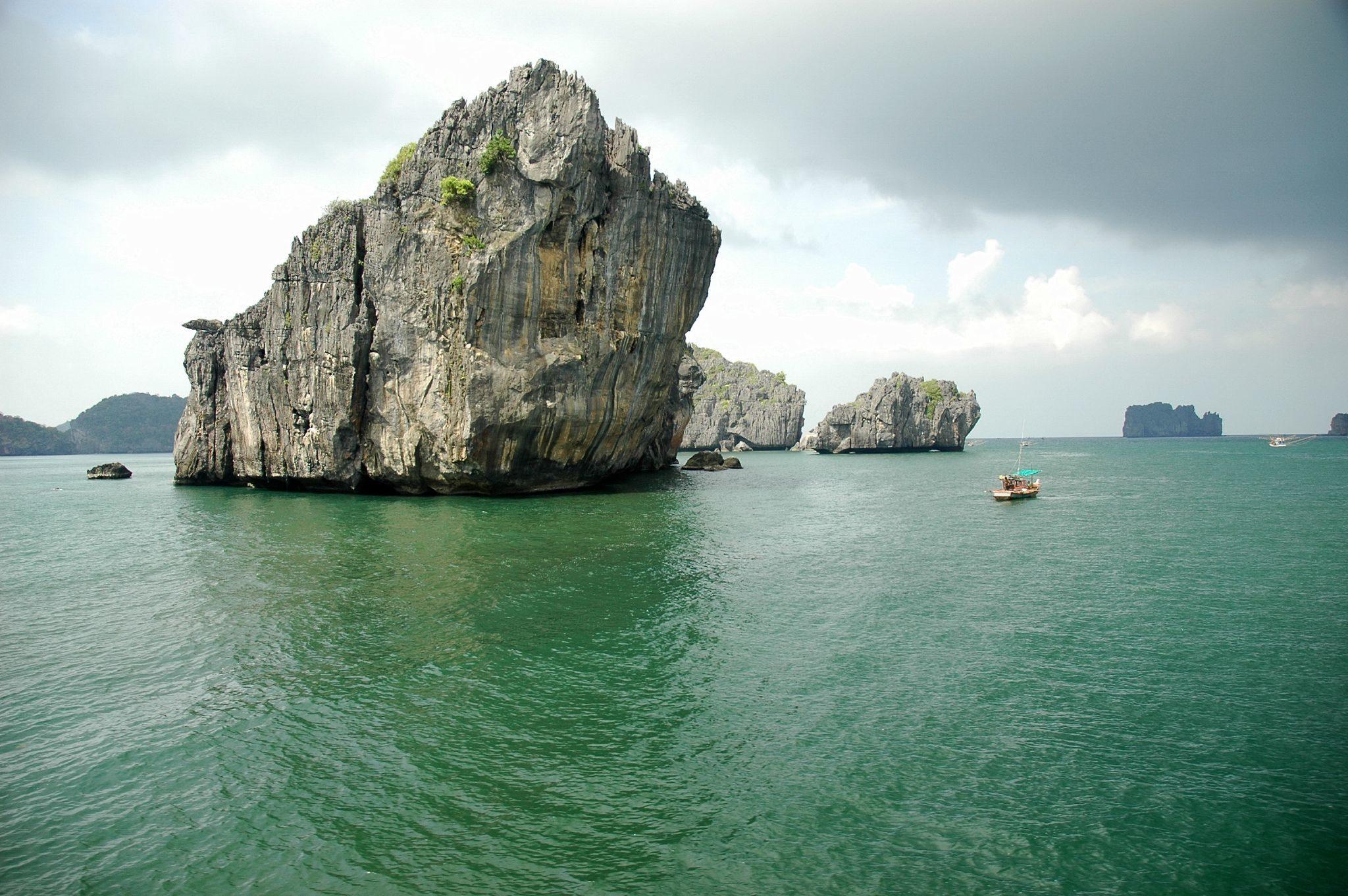Морской парк Анг Тхонг