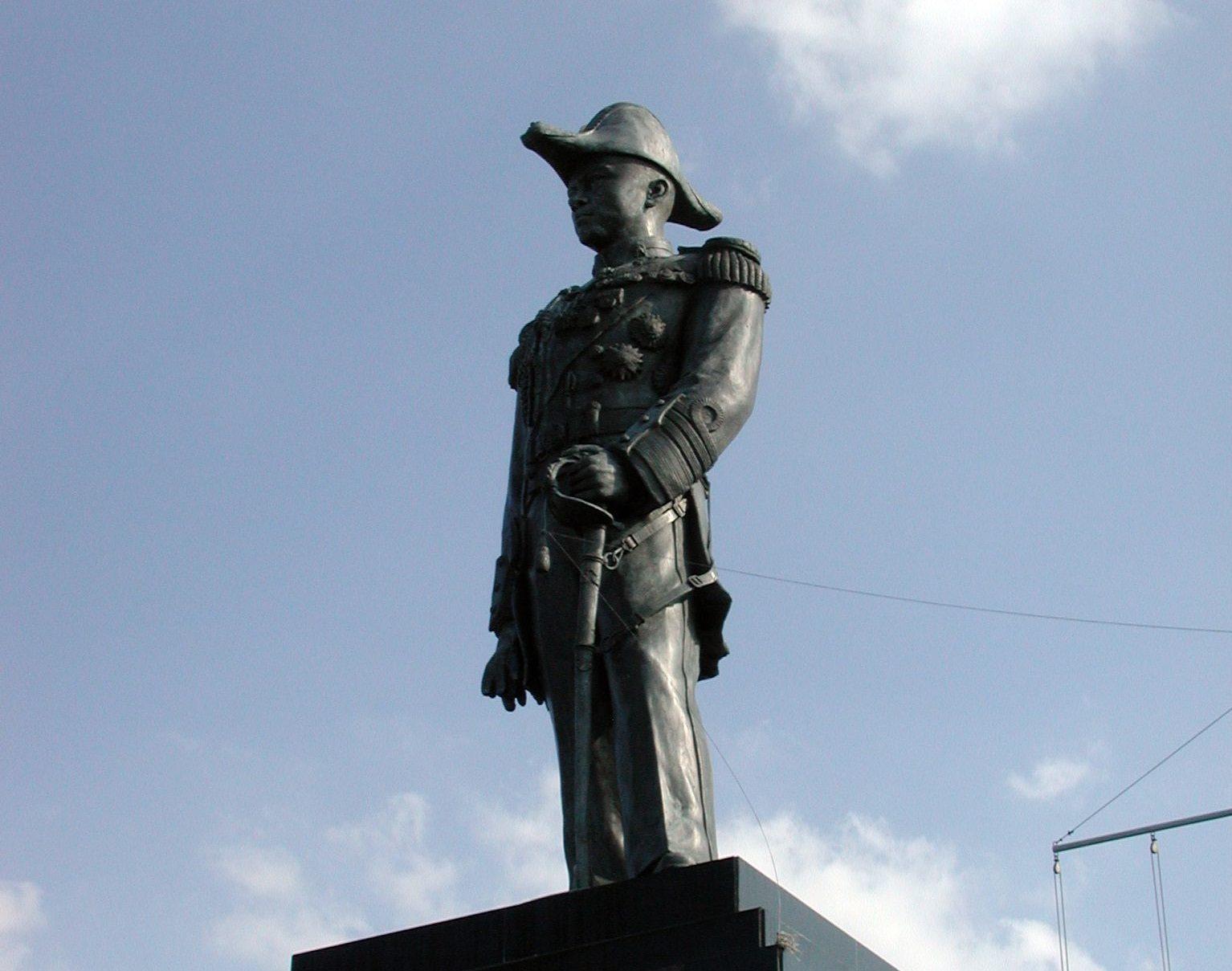 Памятник адмиралу Кром Луанг Джумборн Хет Удомсакди