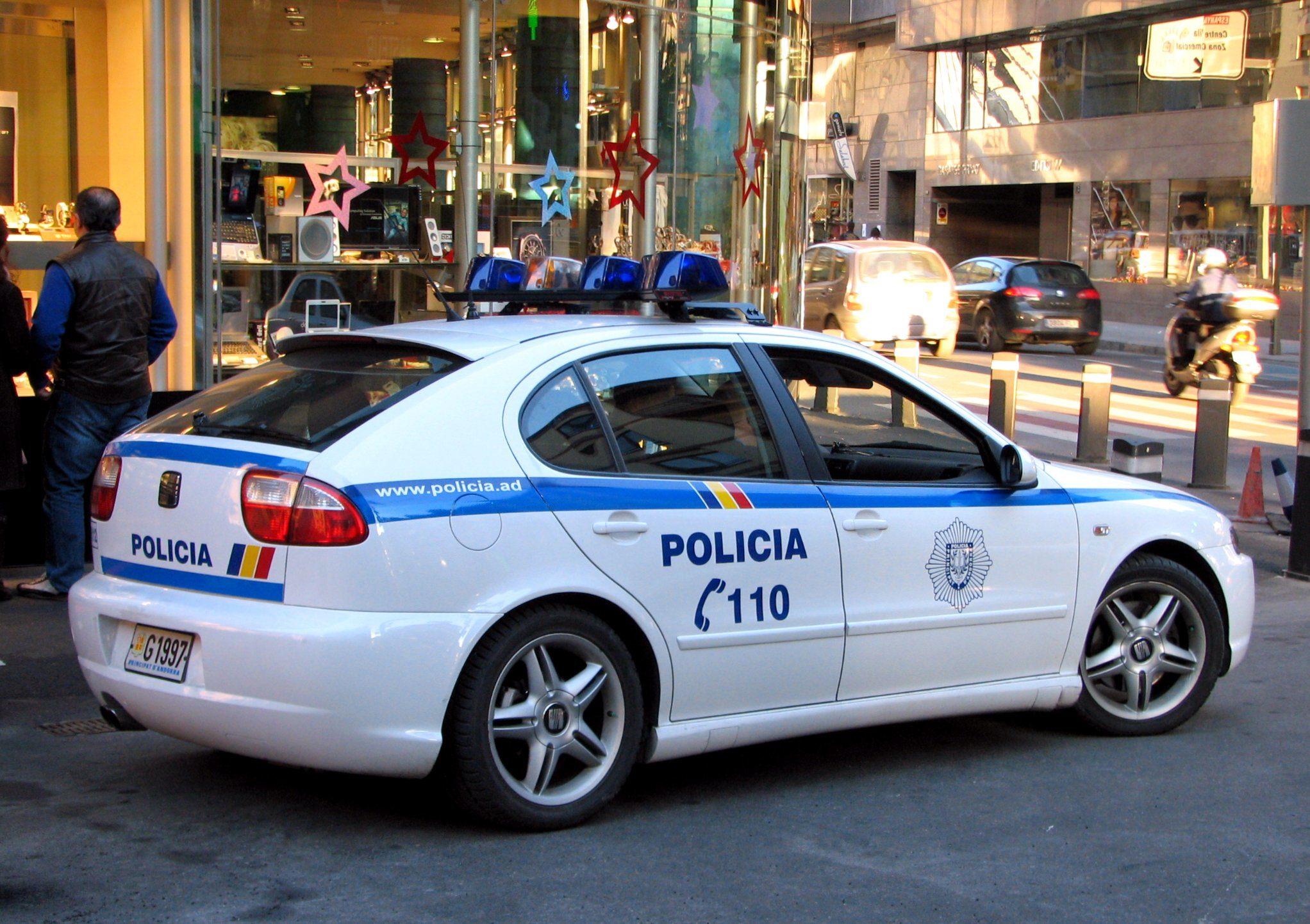 Полиция Андорры