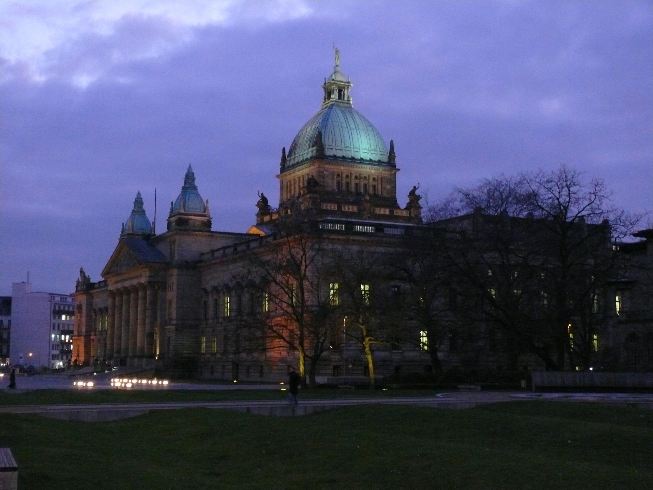Здание Имперского Верховного суда