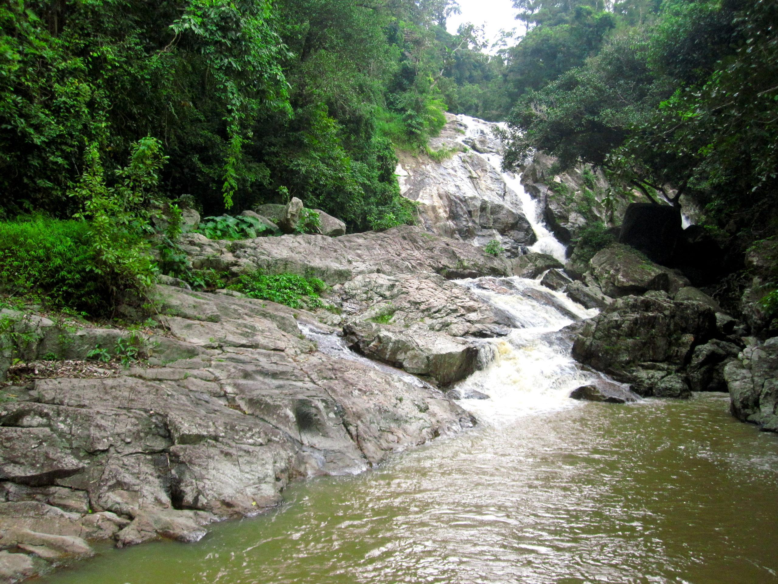 Водопад Hin Lad, Самуи