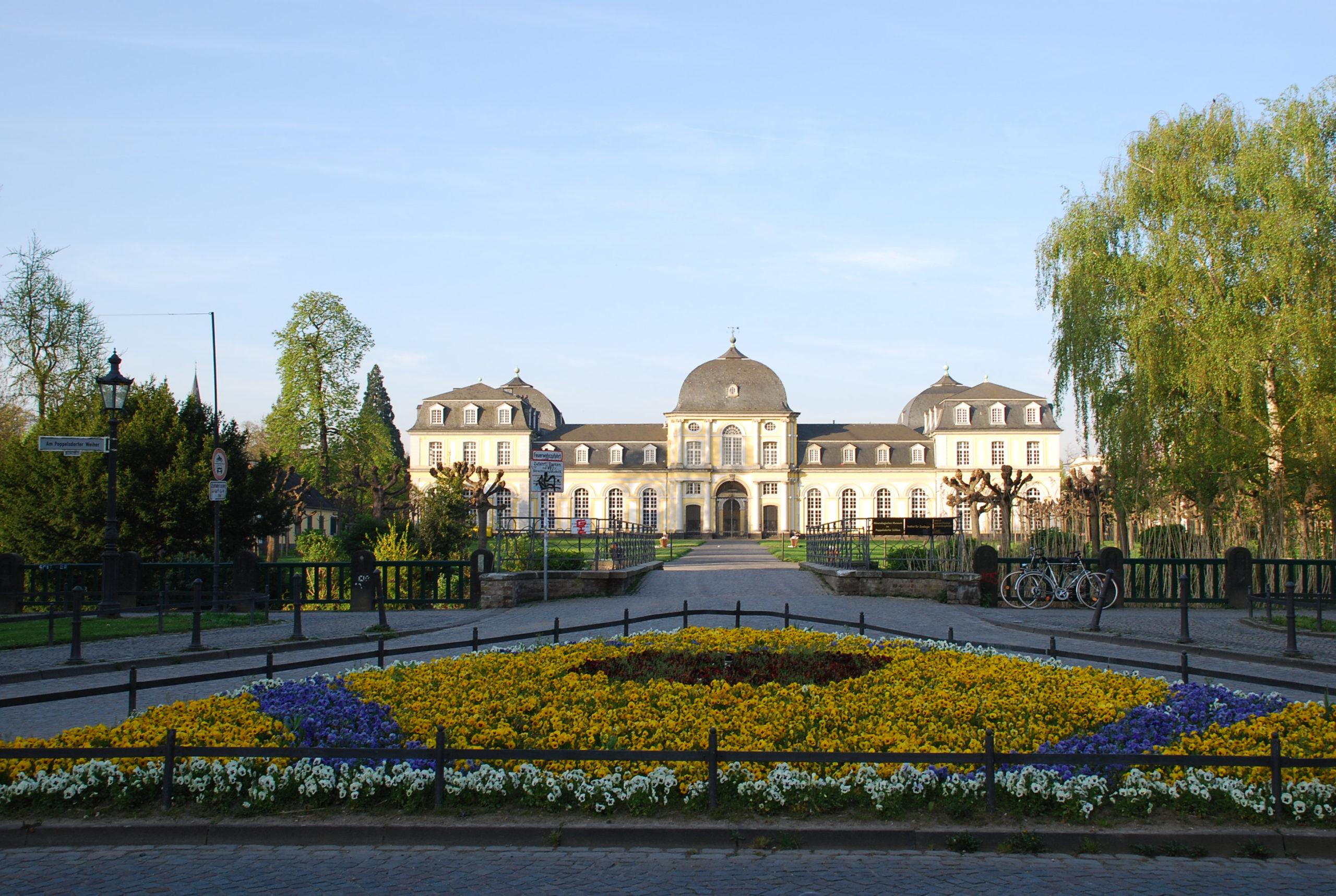 Поппельсдорфский замок