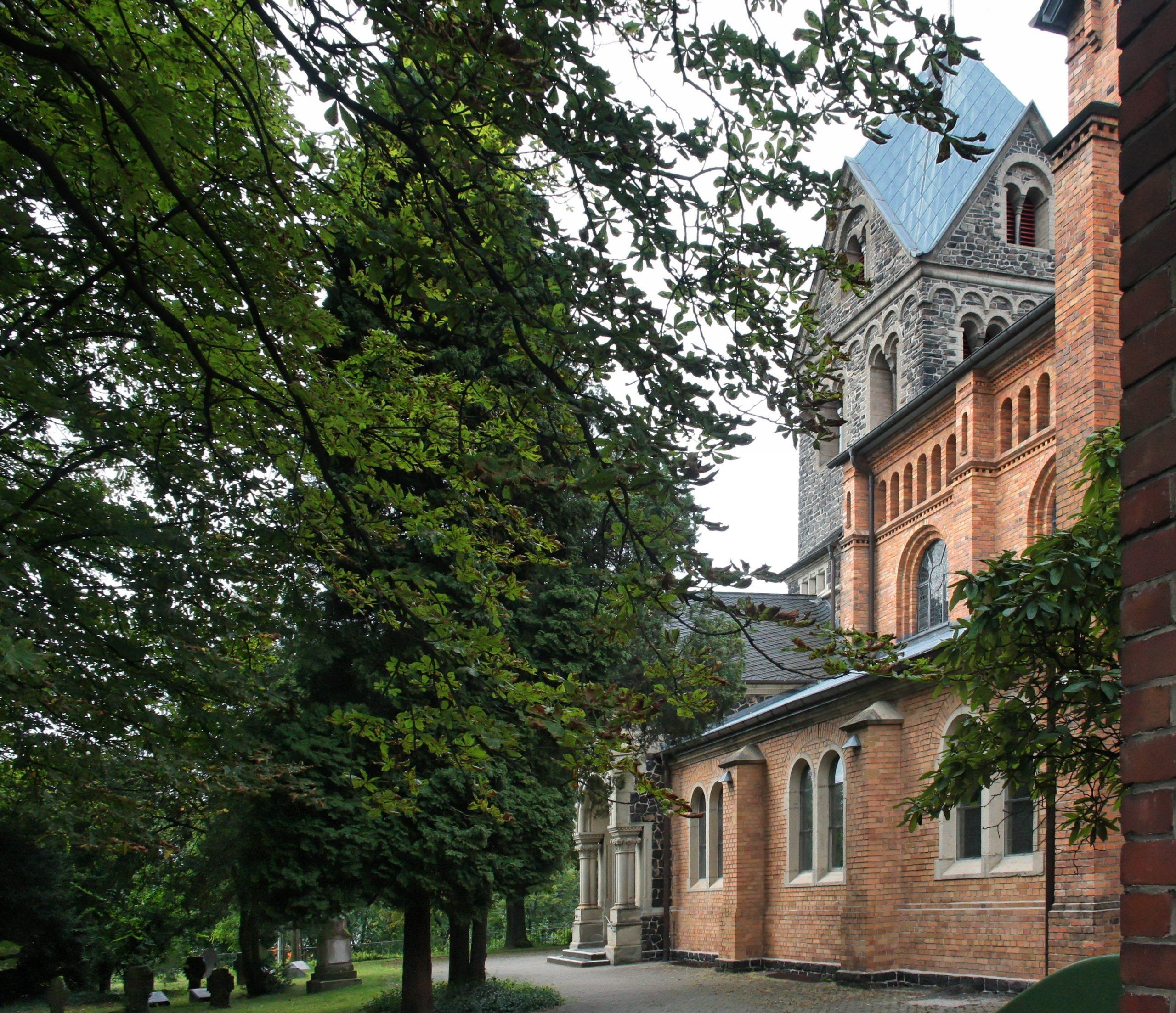 Церковь святой Кикилии