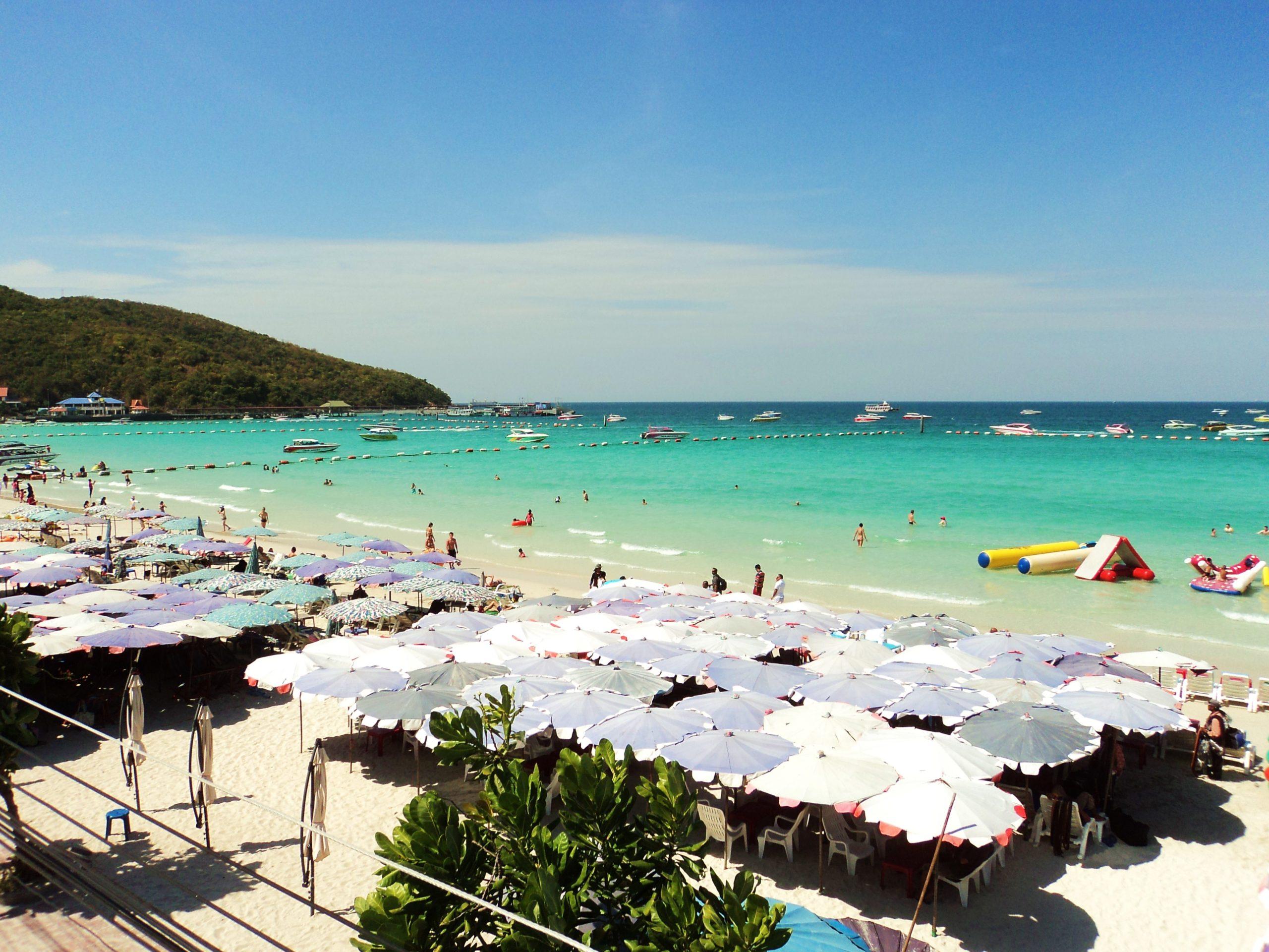 Пляж Таваен
