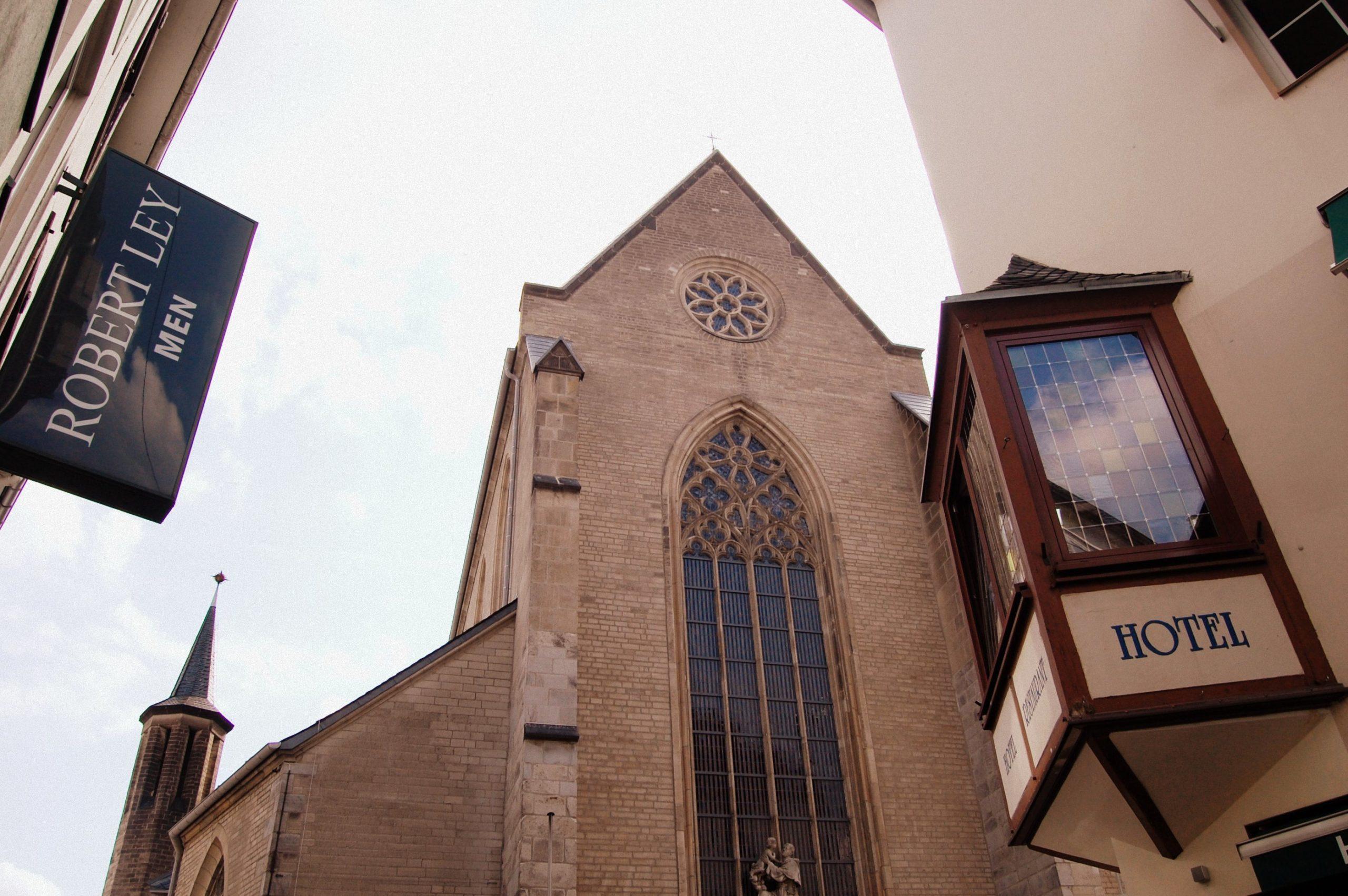 Церковь святого Ремигия