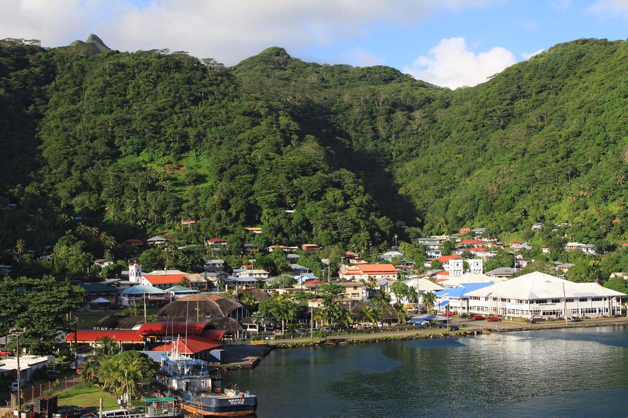 Паго-Паго, Американское Самоа