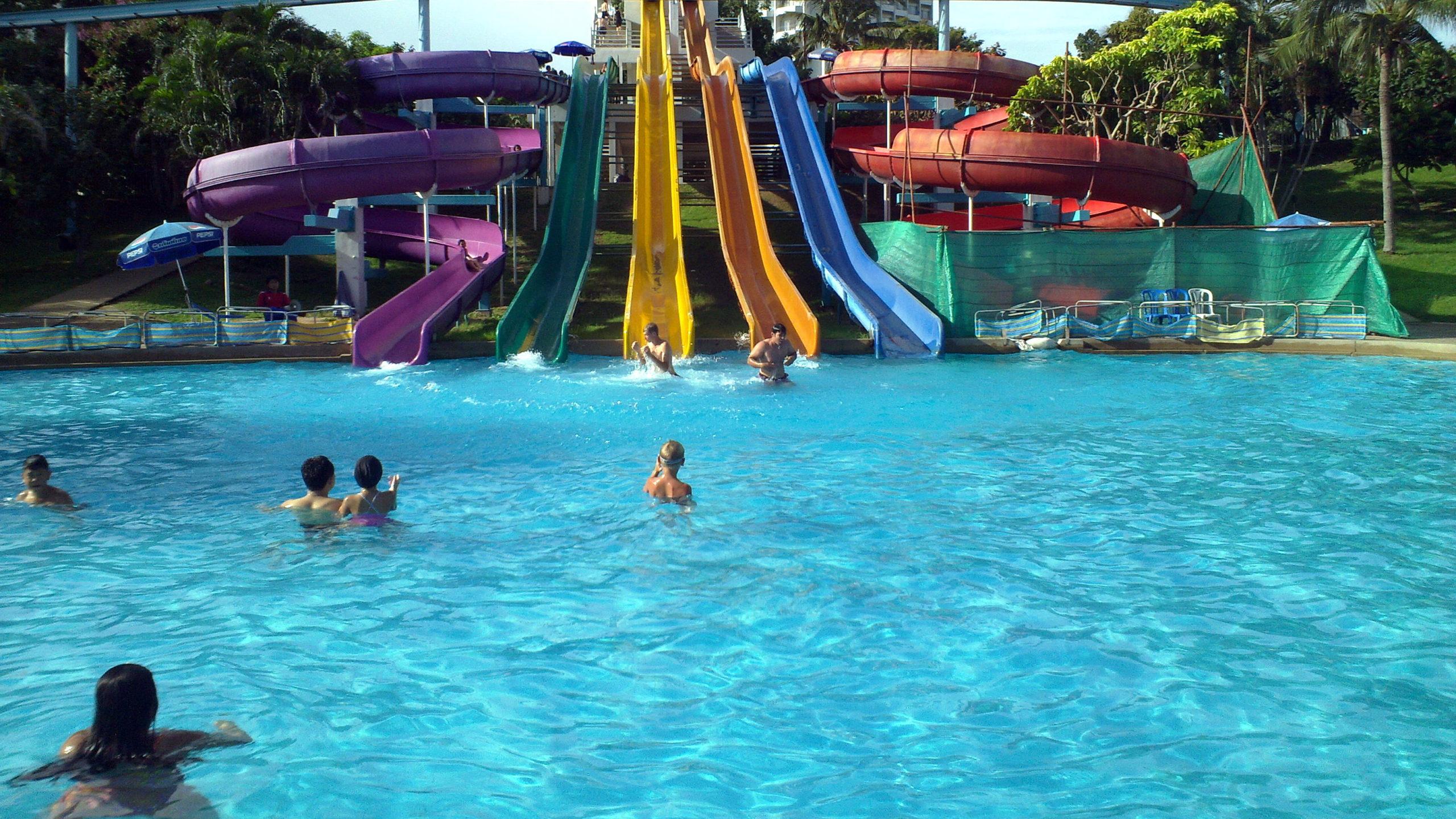 Парк развлечений и аквапарк