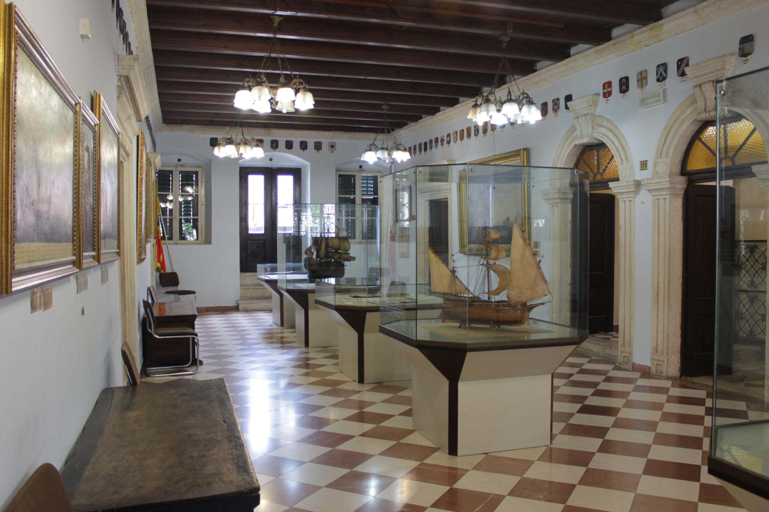 Морской музей Черногории