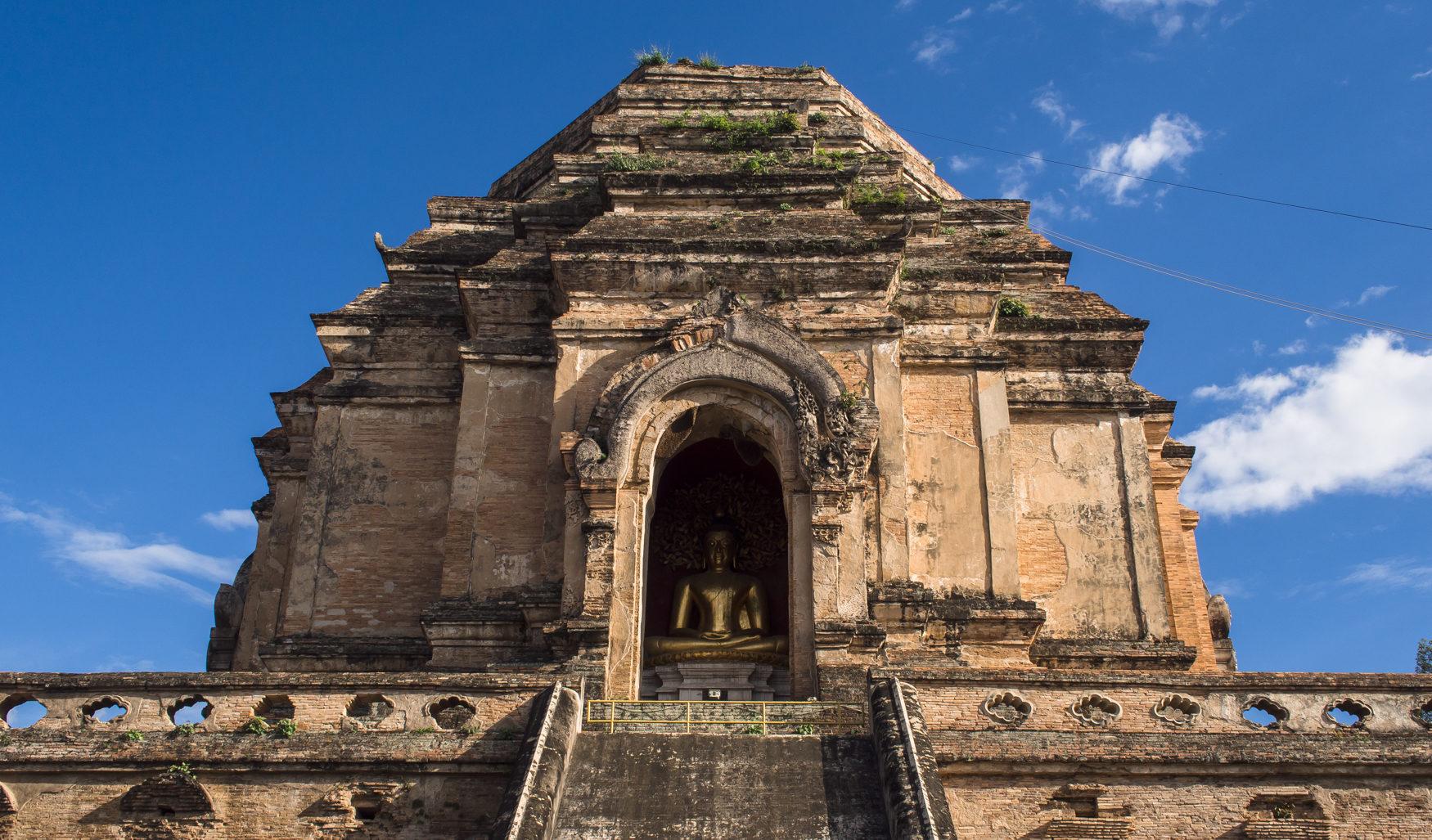 Храм Вад Чеди Лунг