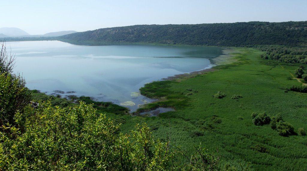 Шаское озеро