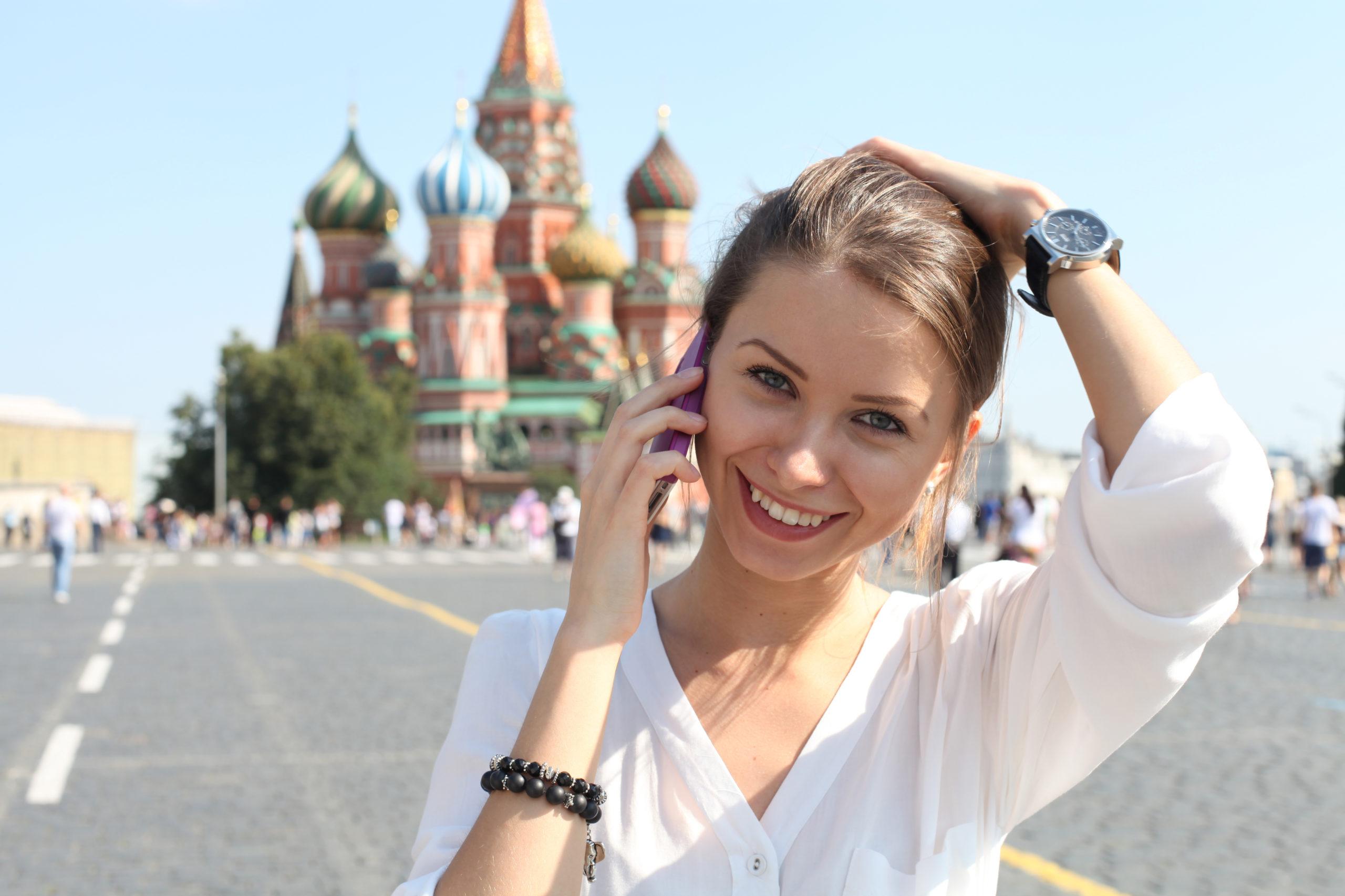 Связь в России