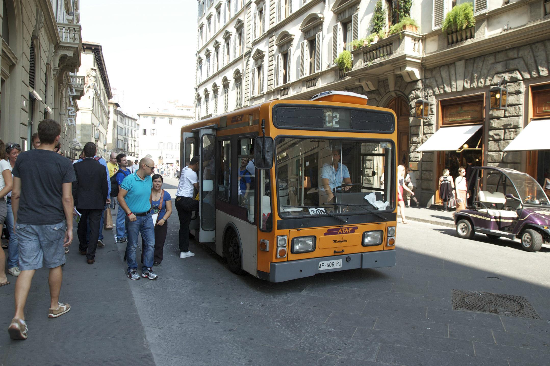 Флоренция, городской транспорт