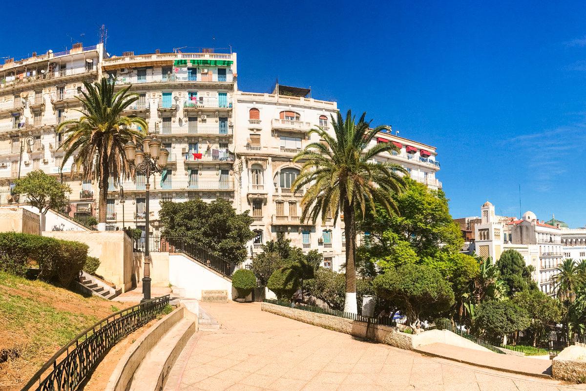 Французская колониальная архитектура Алжира