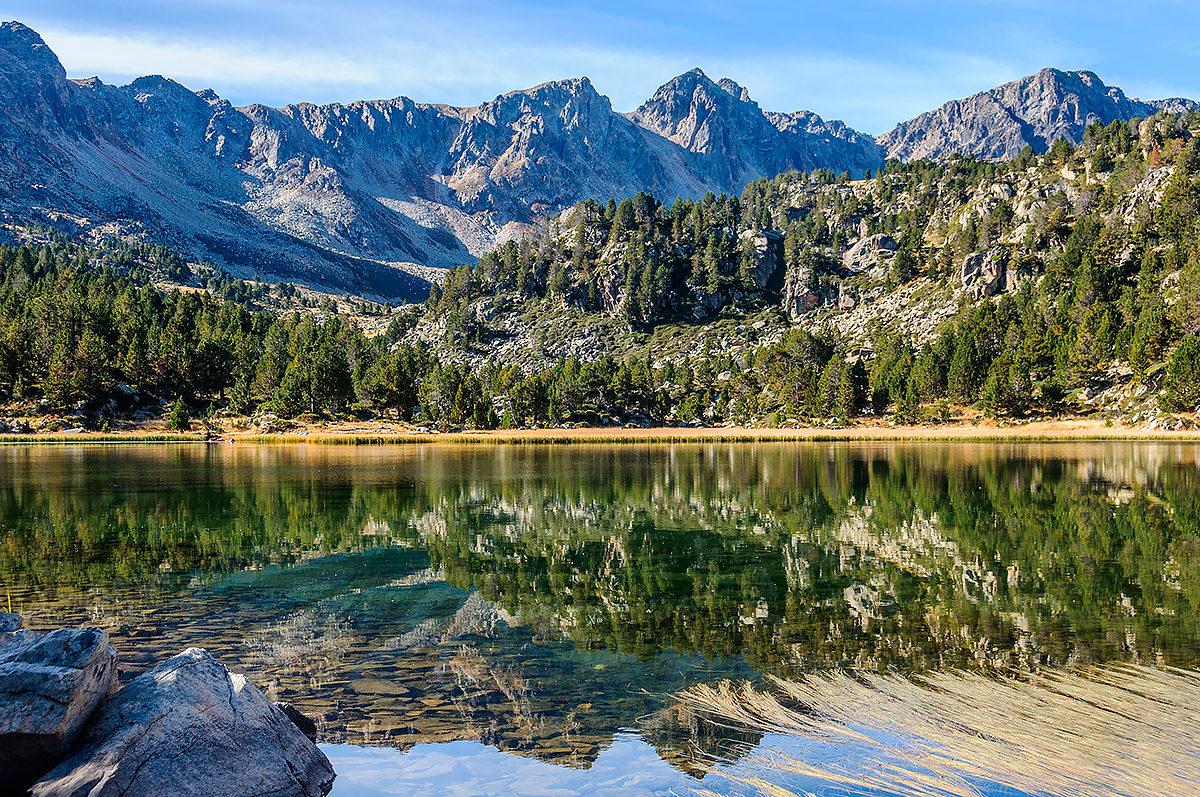 Озеро Пессонс, Андорра