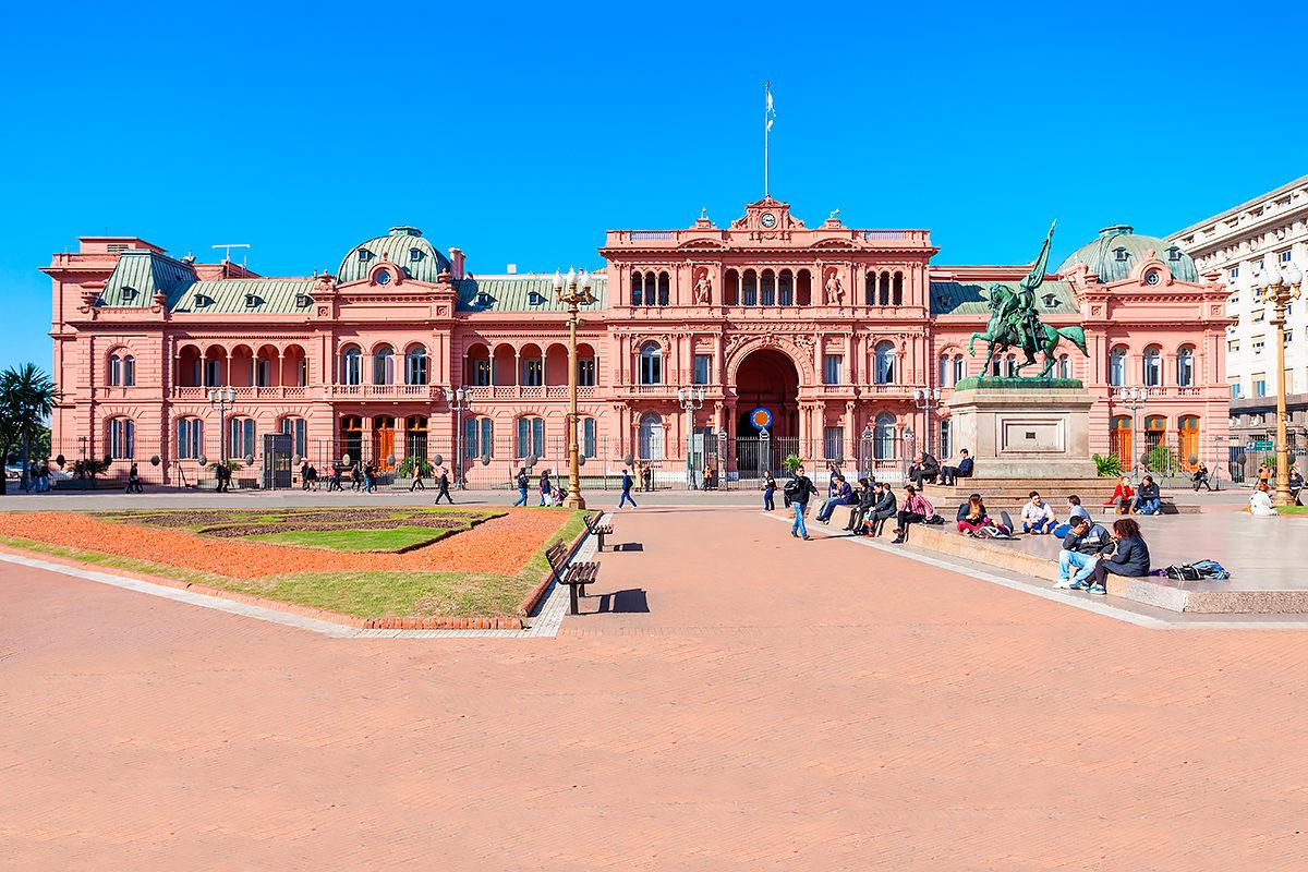 Резиденция Каса Росада