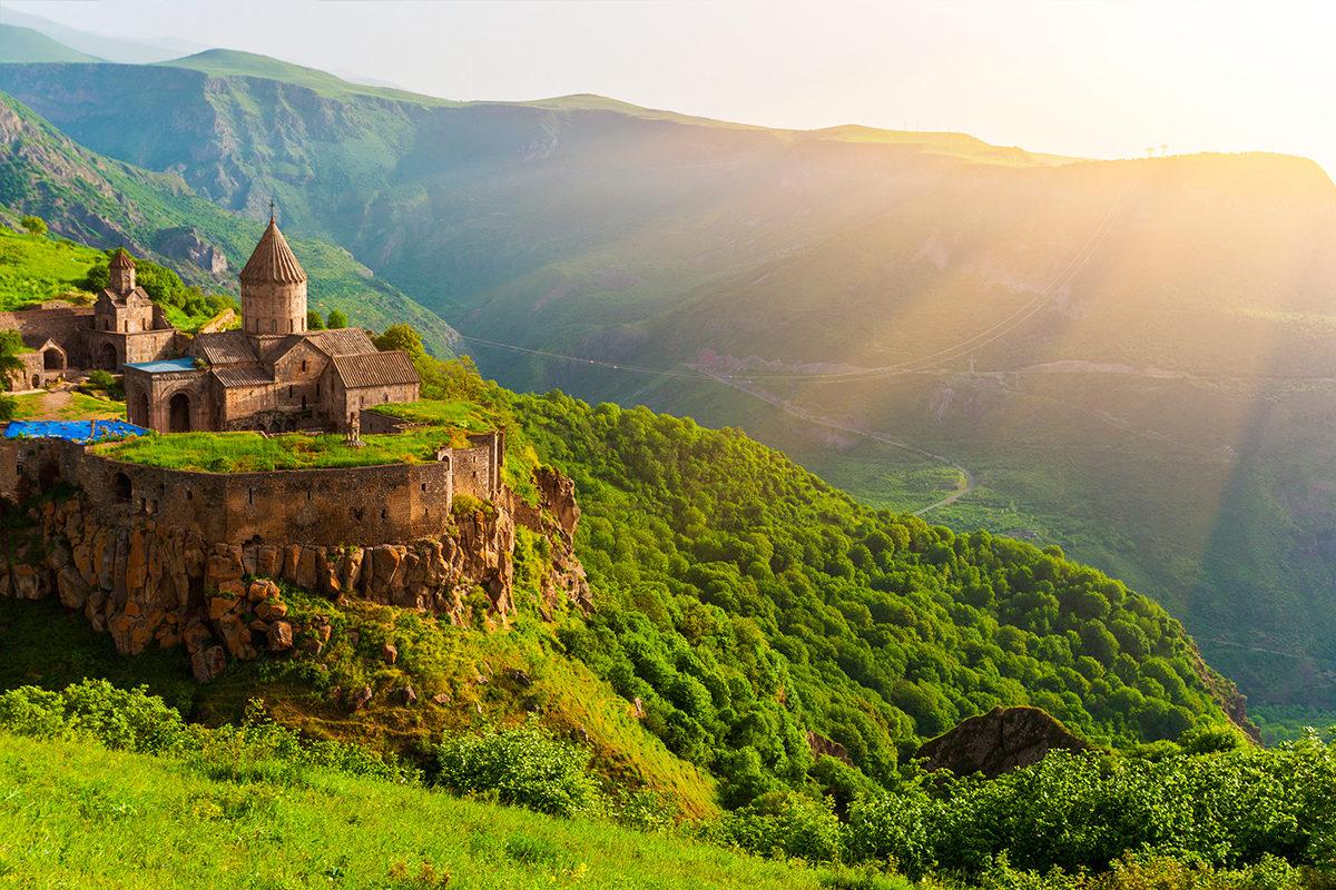 Древняя Армения