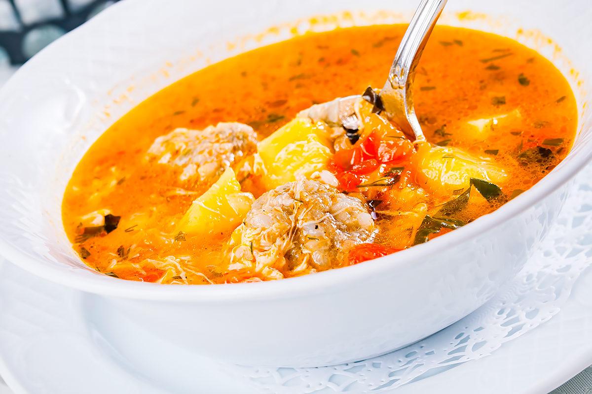 Традиционный армянский суп