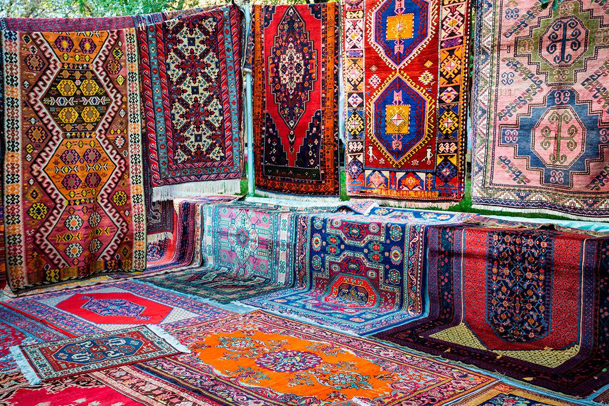 Ковровые изделия, Армения