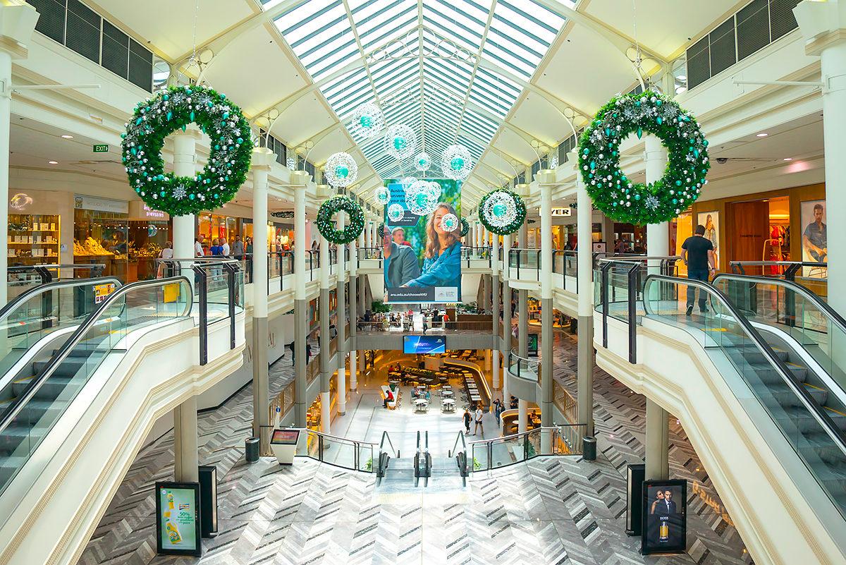 Торговый центр Канберра