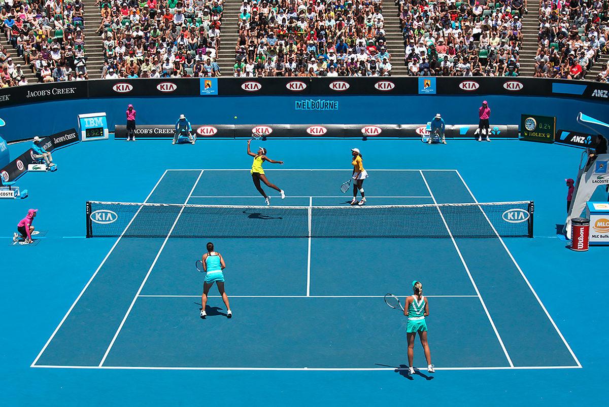 Чемпионат по теннису, Мельбурн