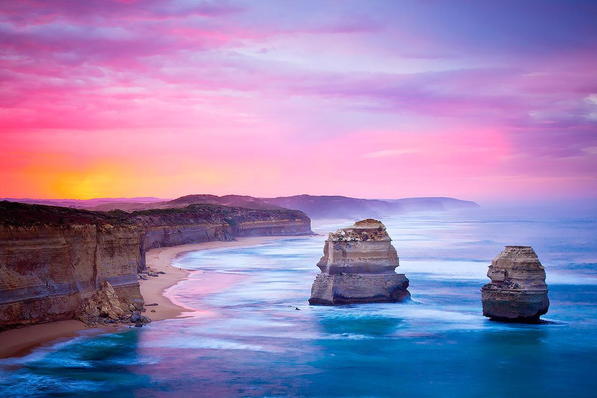 Двенадцать апостолов, Виктория, Австралия
