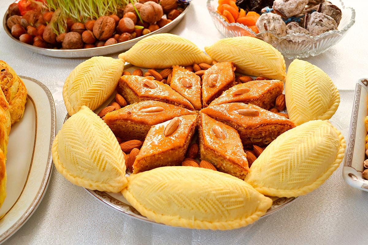 Азербайджанские сладости