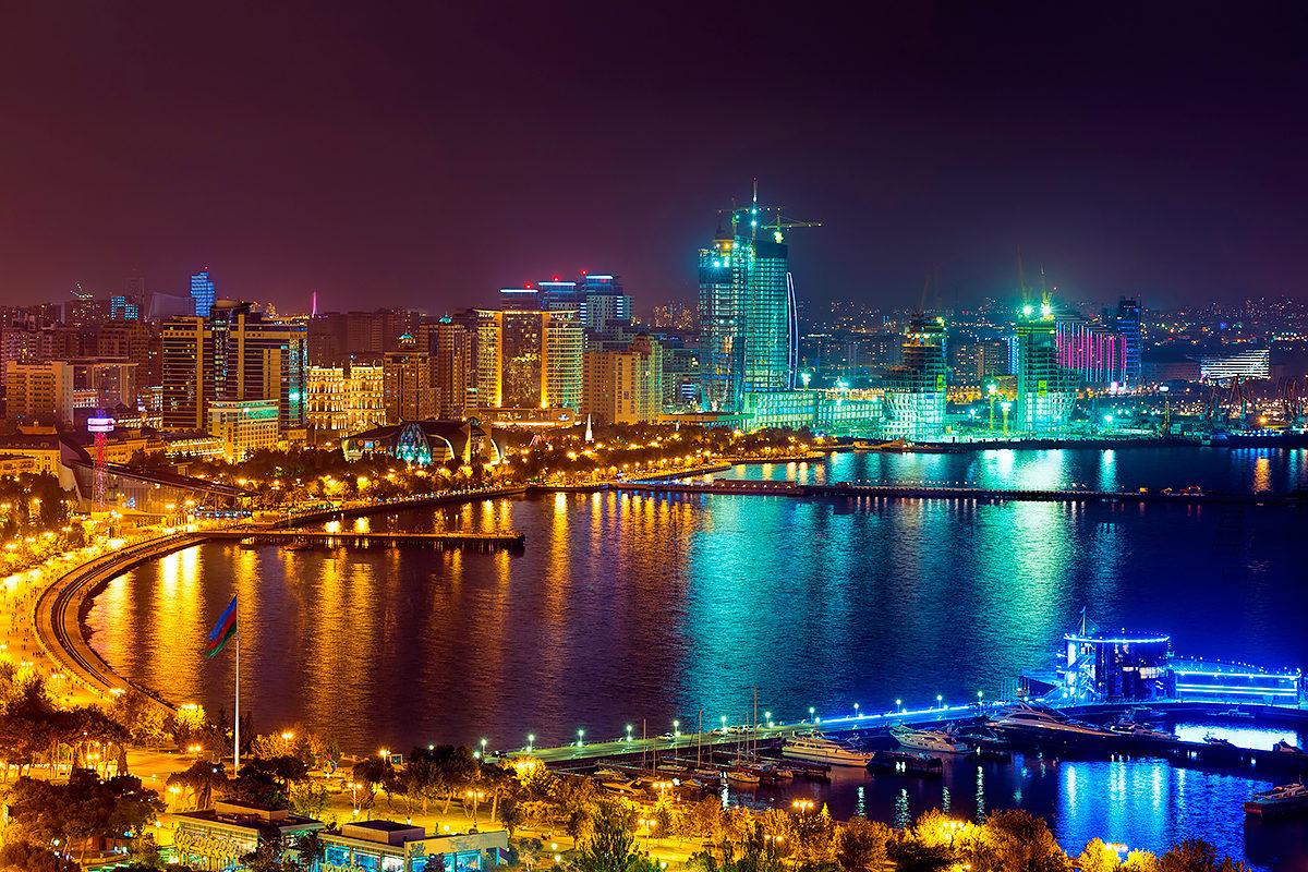 Быстроразвивающийся Баку