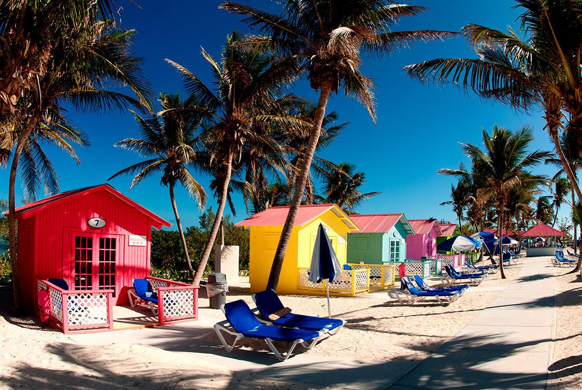 Комфортный пляжный отдых