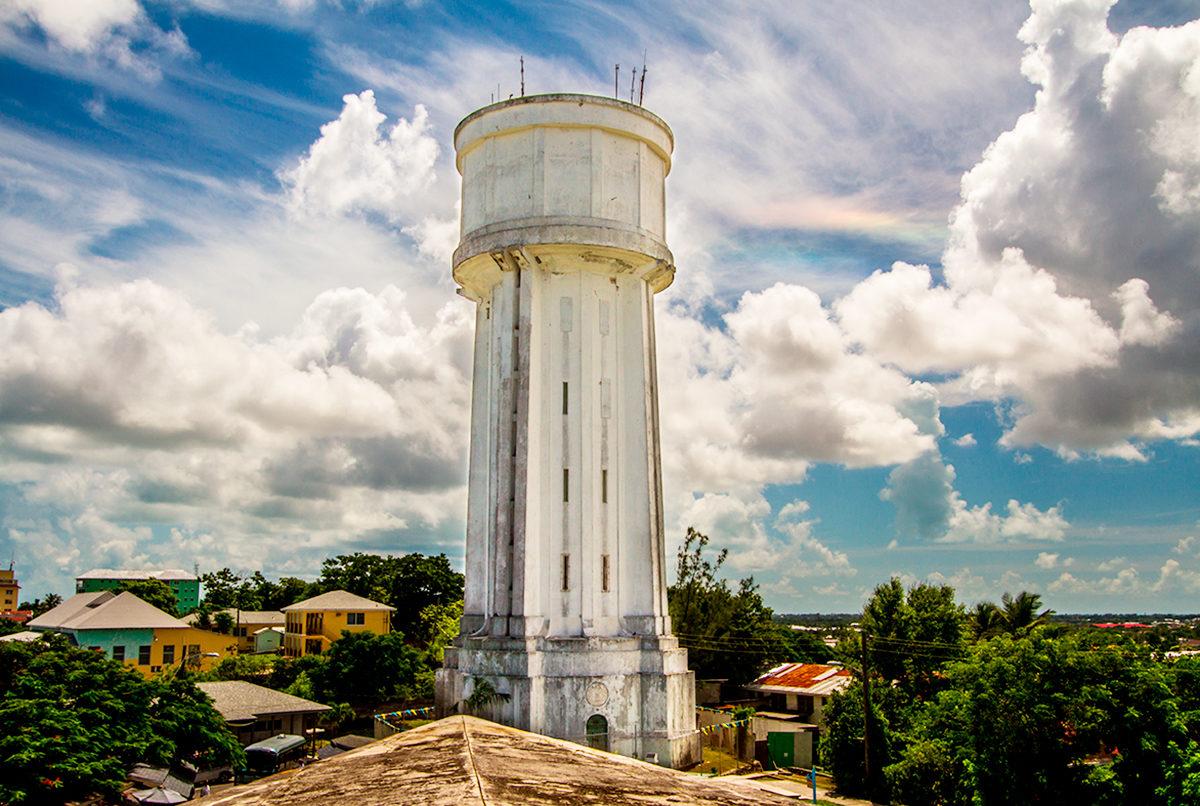 Водонапорная башня, Нассау