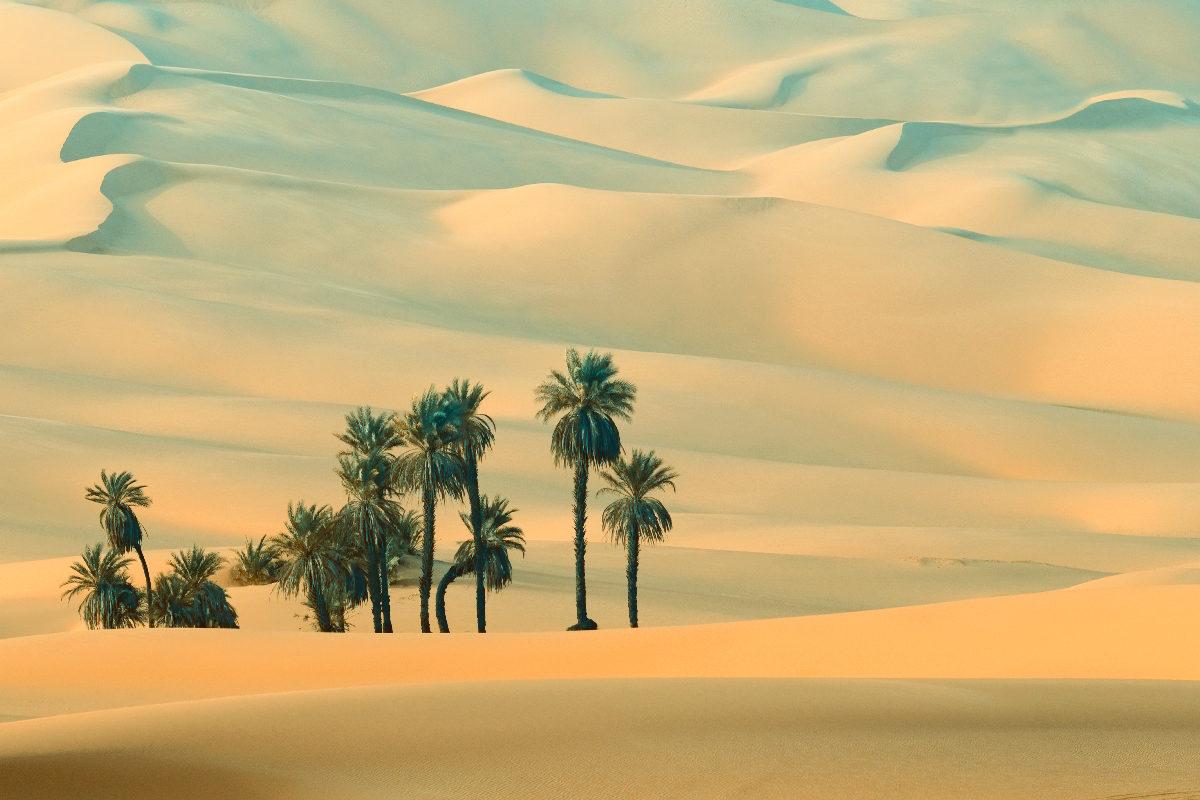 Пески Бахрейна