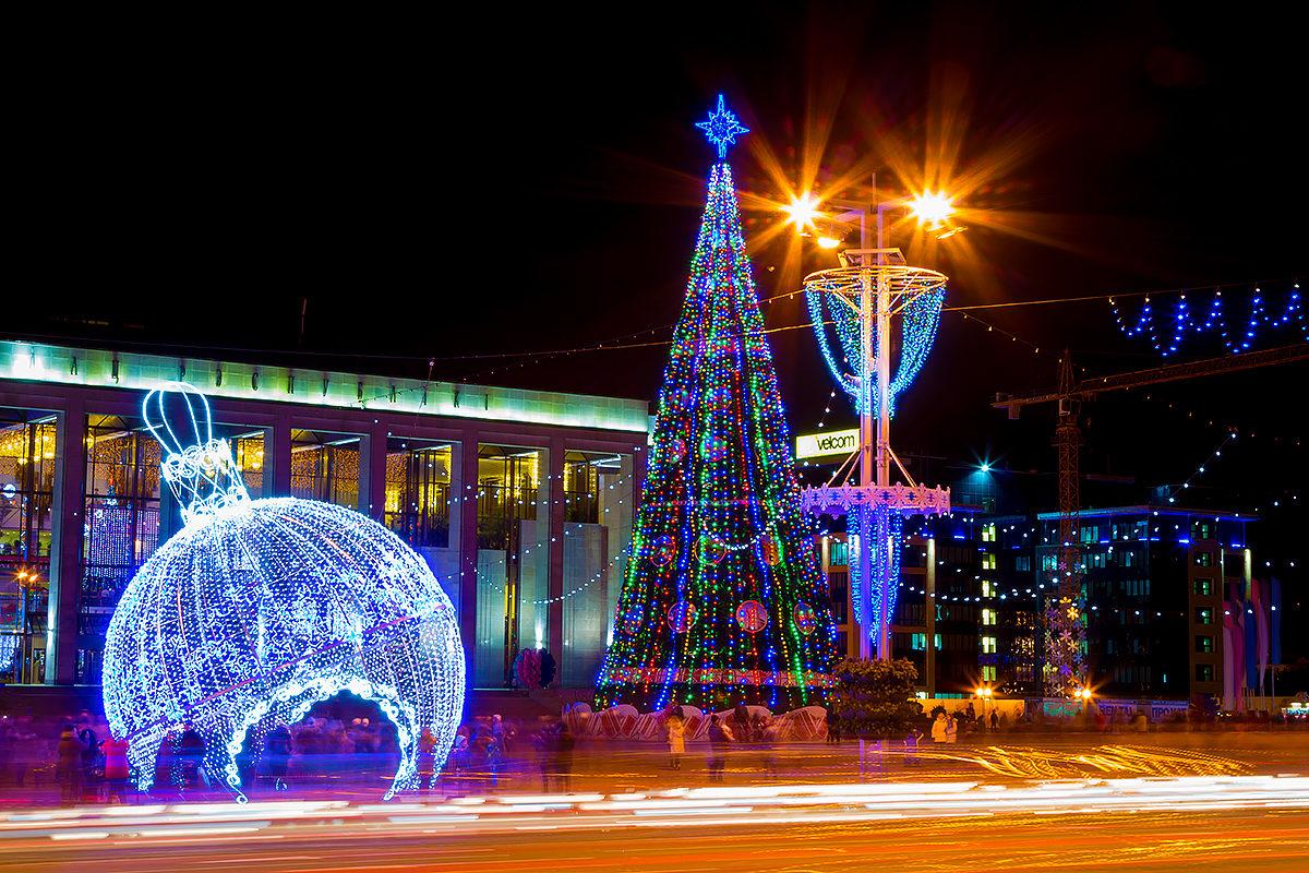 Рождественский Минск