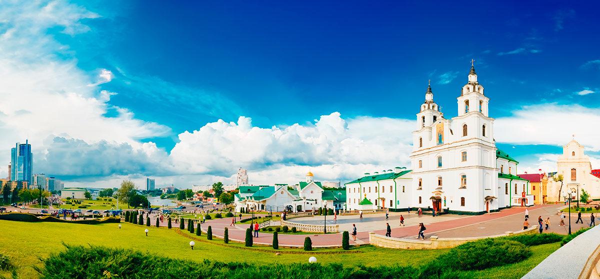 Собор Святого Духа в Минске, Беларусь
