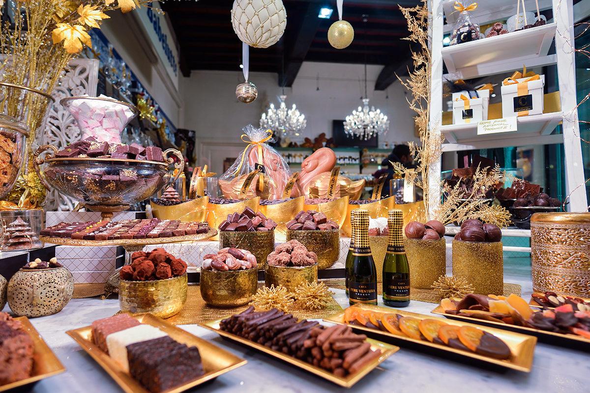 Восхитительный бельгийский шоколад