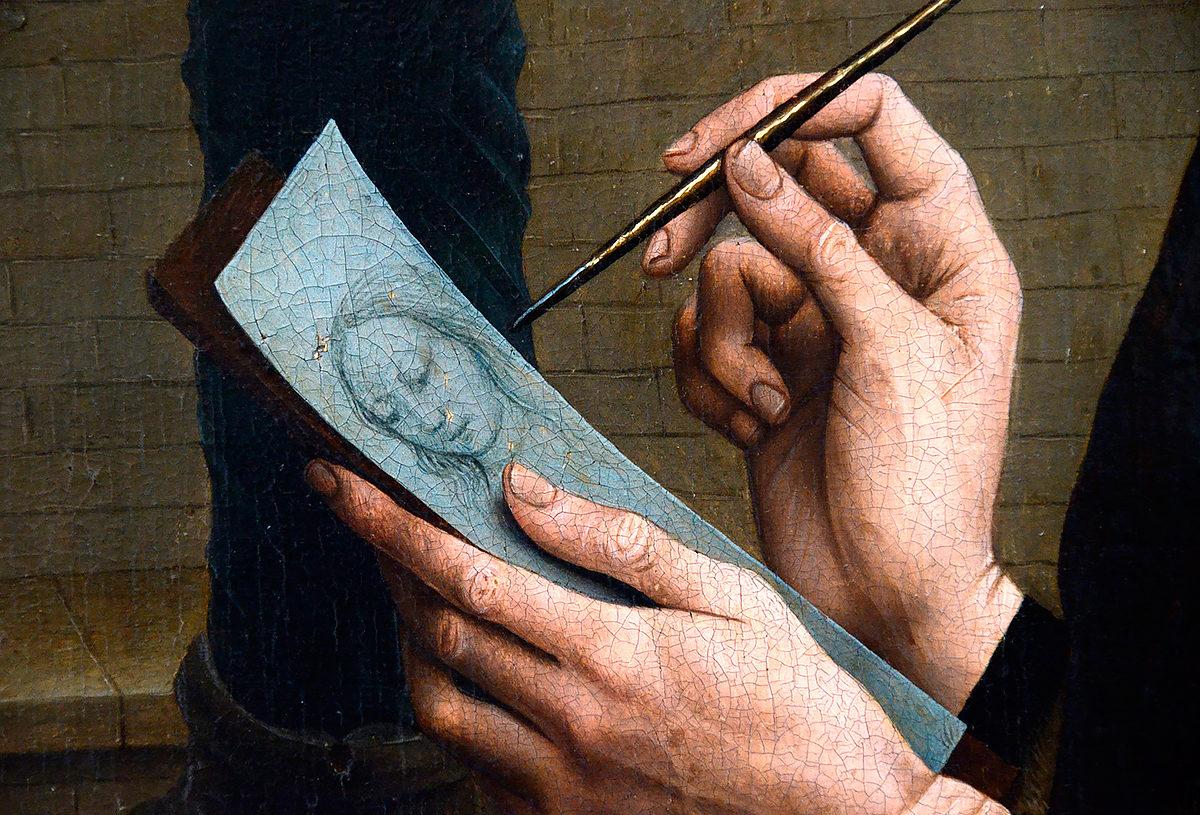 Полотна мастеров в Музее изящных искусств