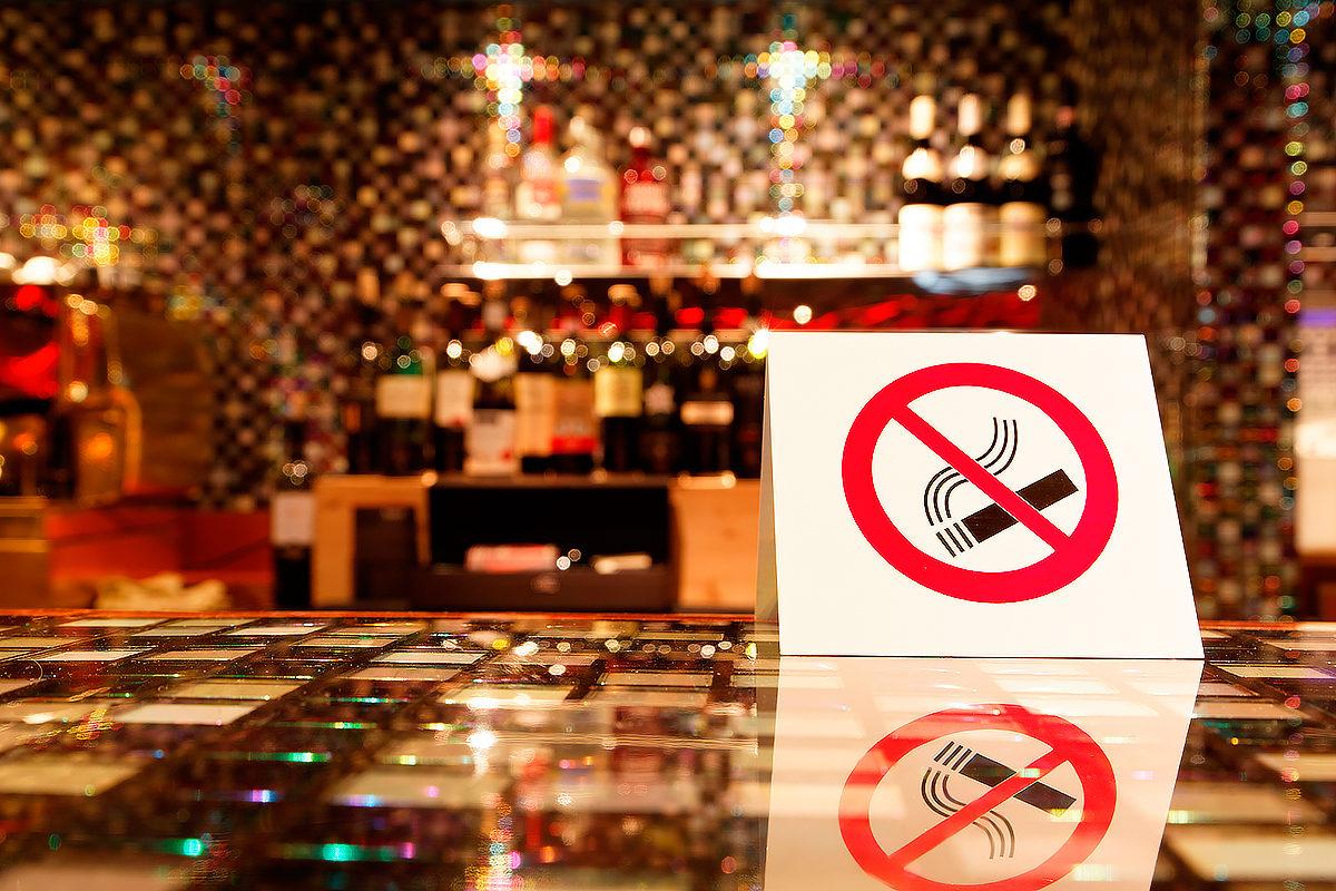 Запрет на курение, Бельгия