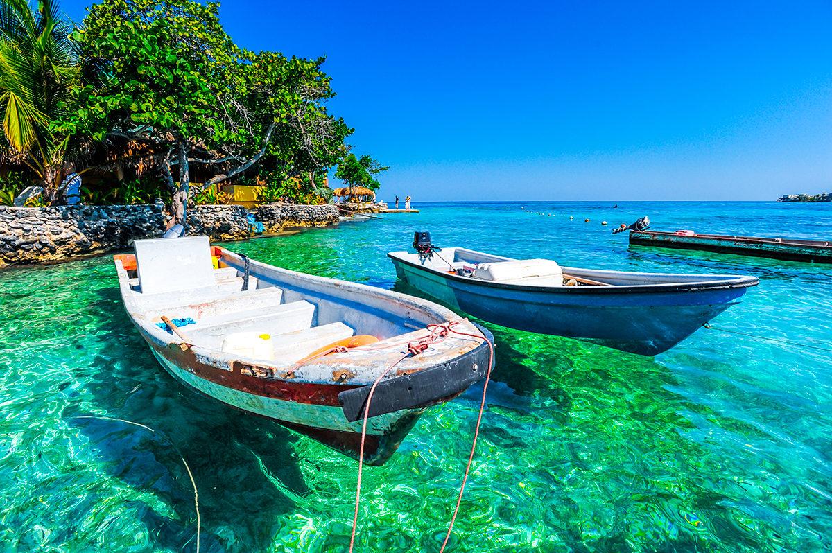 Карибский рай