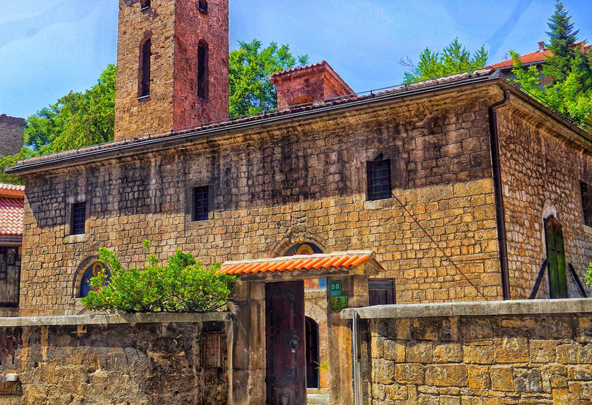 Церковь Святых Михаила и Гавриила, Сараево