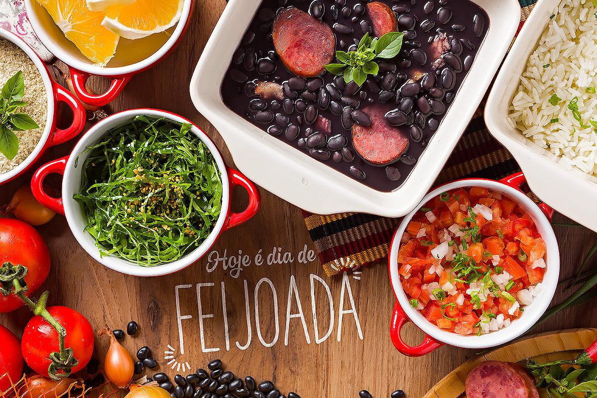 Фейжоада-традиционное бразильское блюдо, Бразилия