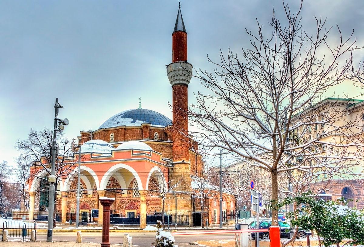 Мечеть Баня Баши, София