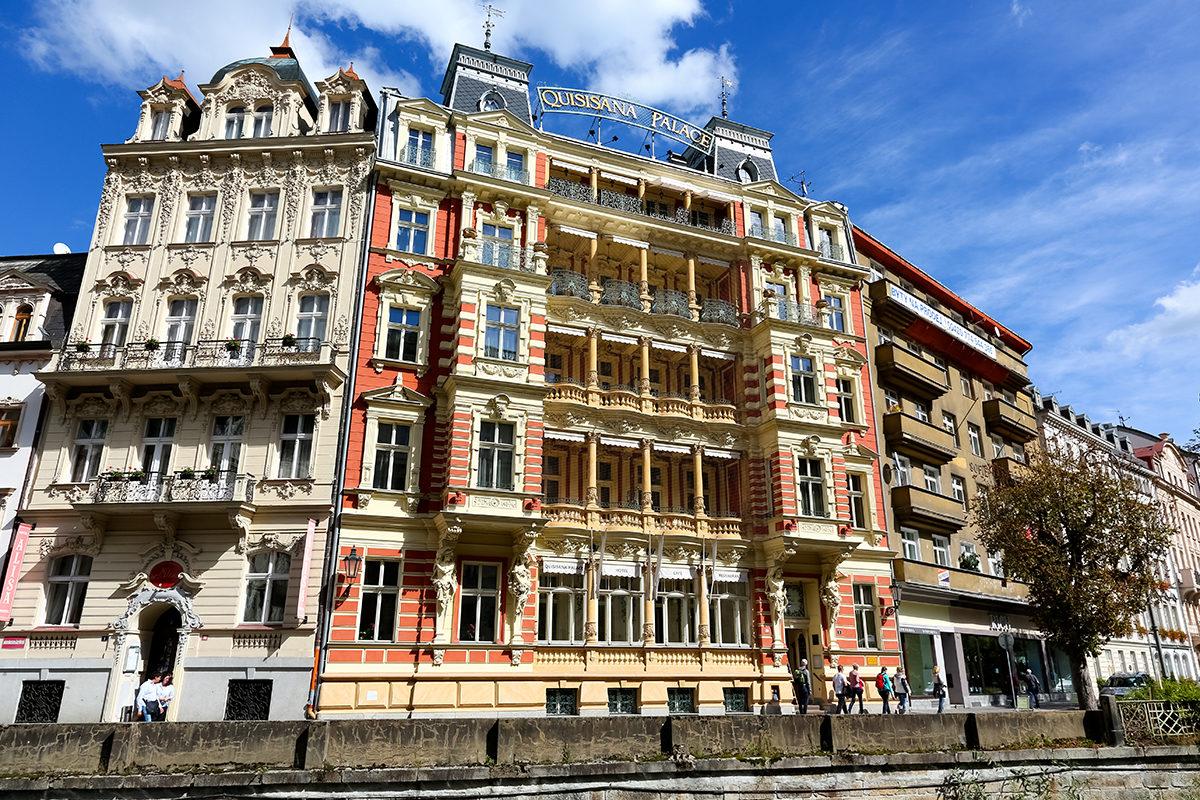 Quisisana Palace, Карловы Вары