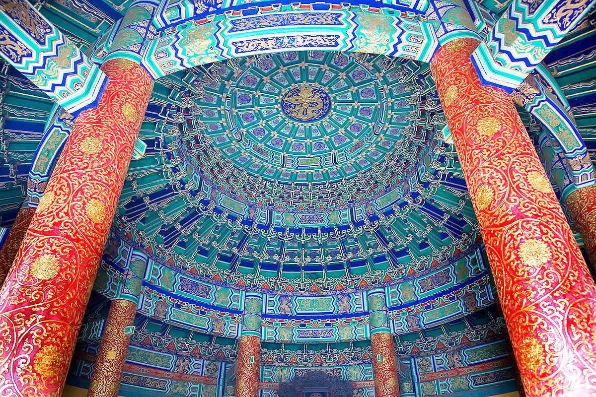 Купол Храма неба
