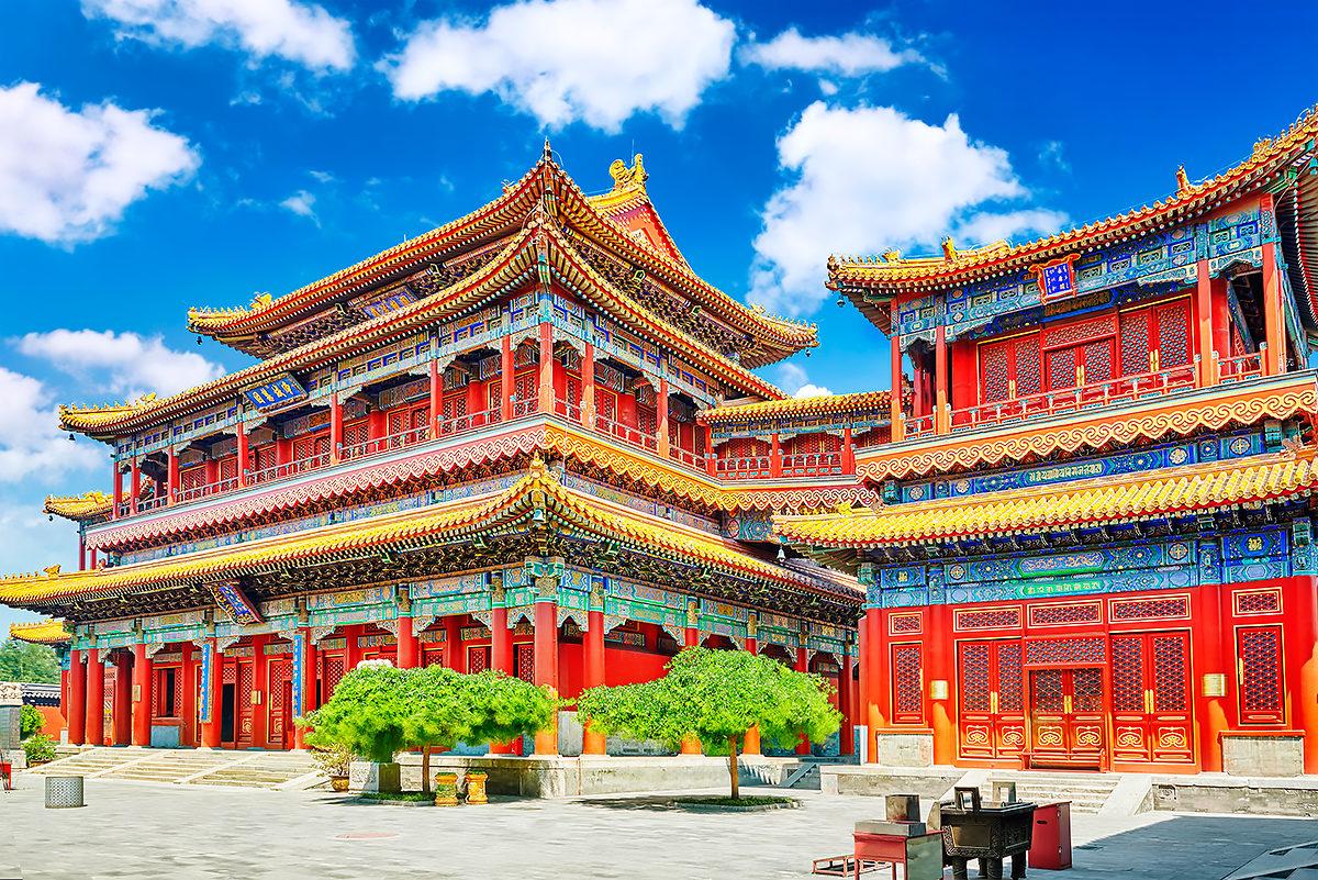 Ламаистский монастырь Юнхэгун