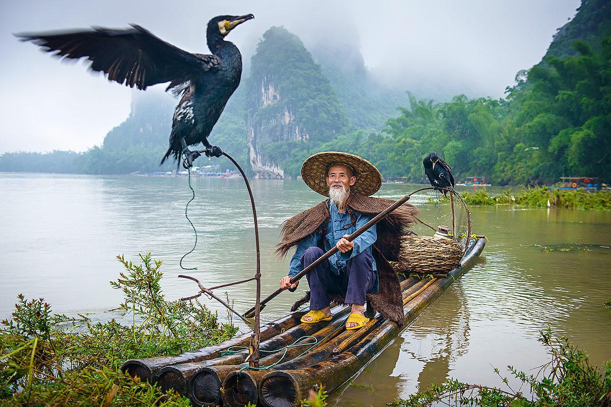 Колорит провинции, Китай