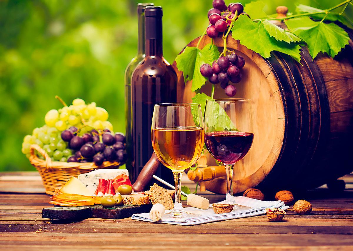 Оливки, сыр и вино, Кипр