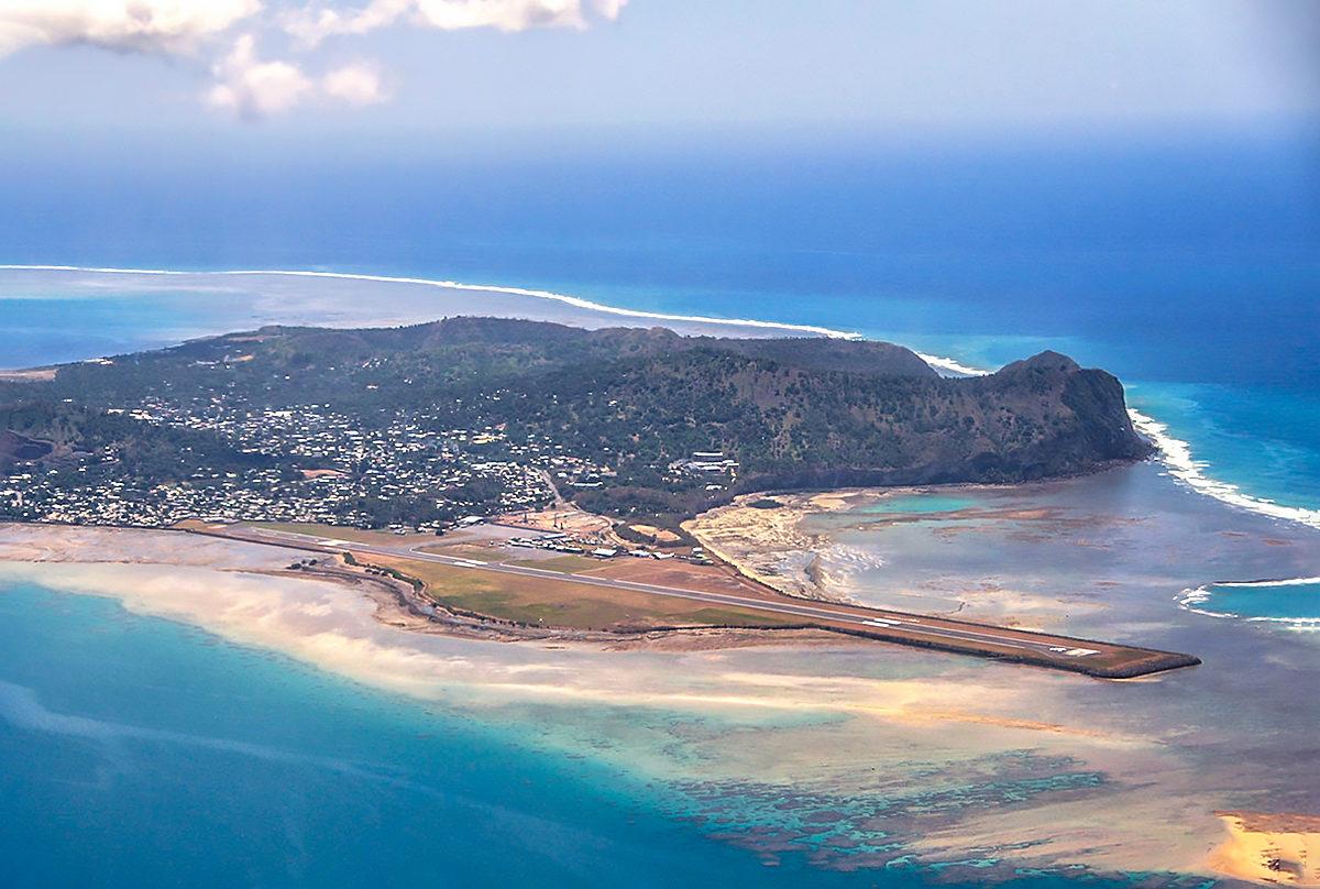 Остров Памандзи