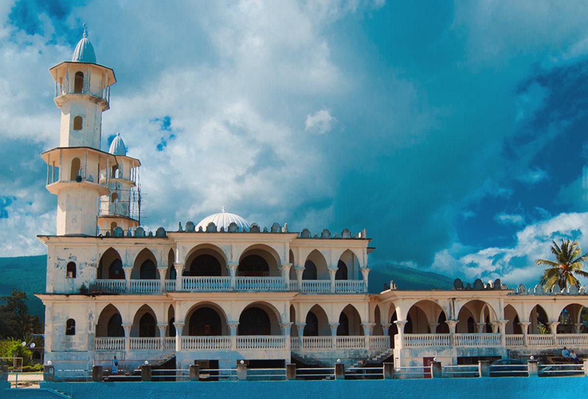 Мечеть в столице Коморских островов