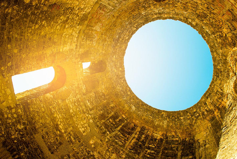 Башня дворца Диоклетиана, Сплит