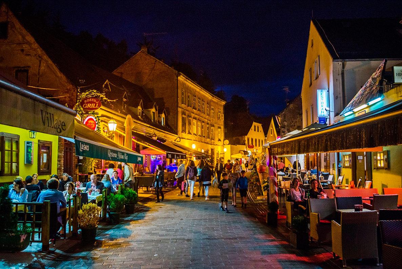 Рестораны Загреба
